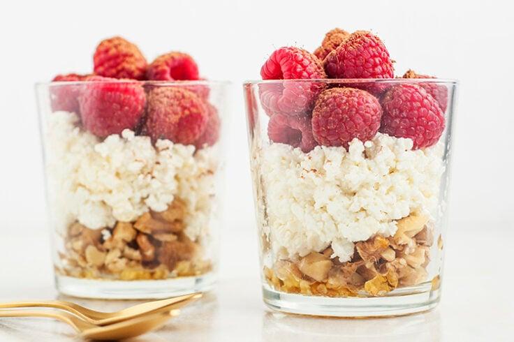 healthy breakfast ideas that aren't eggs