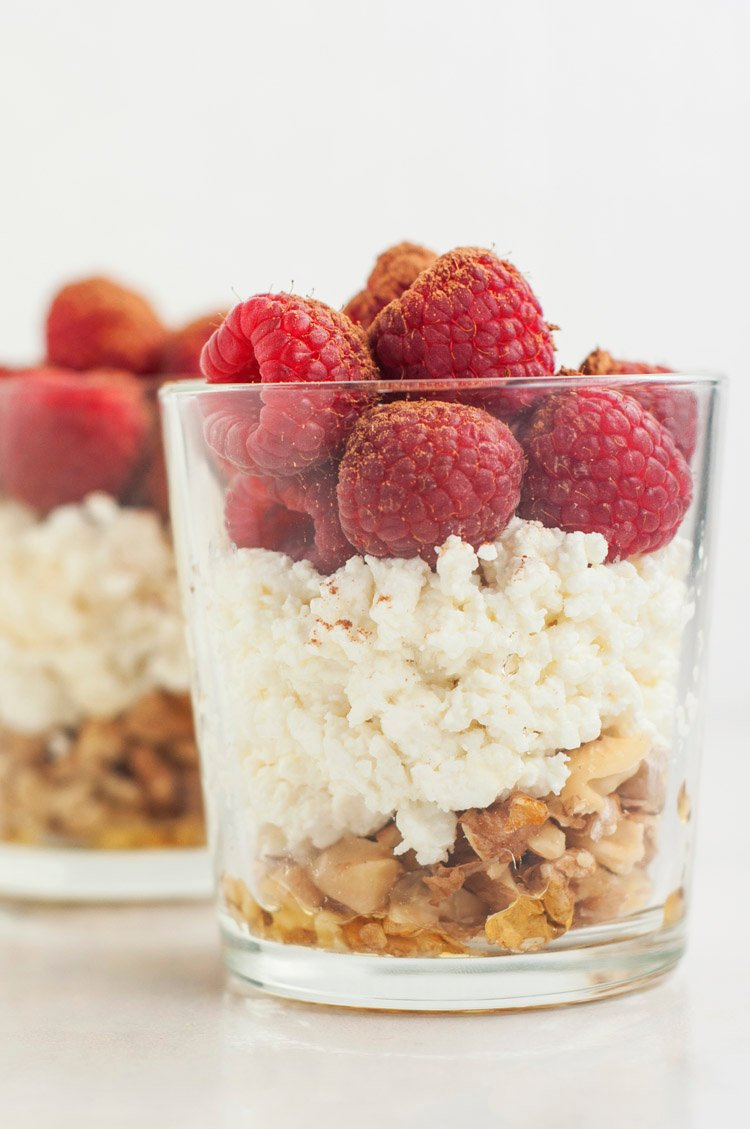Swell Cottage Cheese Breakfast Bowl Download Free Architecture Designs Grimeyleaguecom