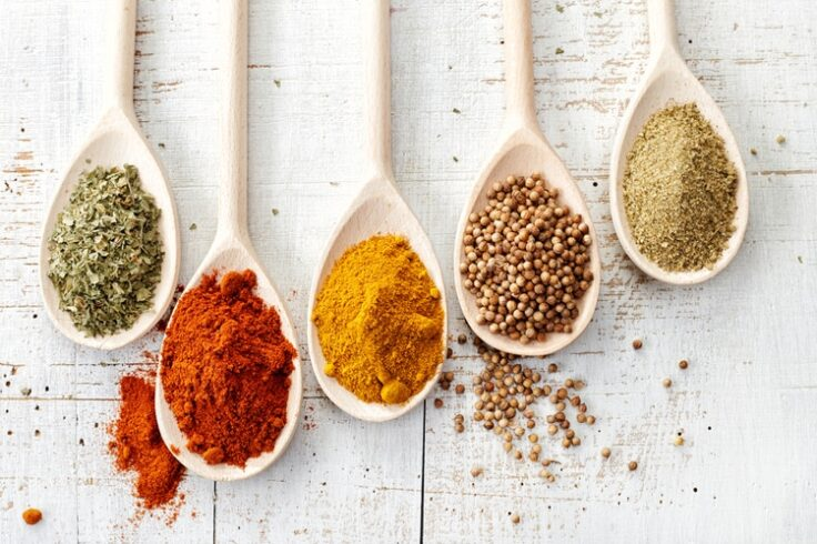 How to Organize a Spice Rack