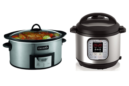 Instant Pot vs Slow Cooker: Which Should You Buy?