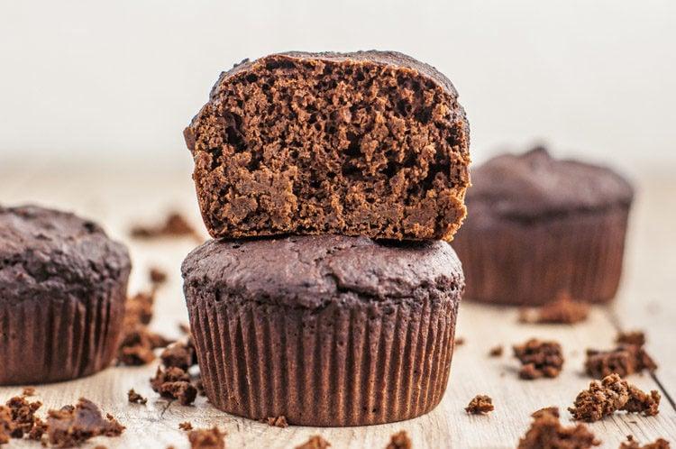 Chocolate muffin recipe vegetable oil