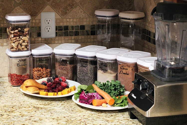 Maximum Nutrition Superfood Smoothie System