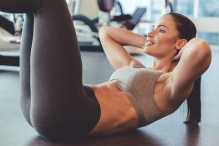 Twelve Amazing Workouts for a Flat Belly