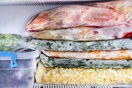 This Genius Hack Saves So Much Freezer Space