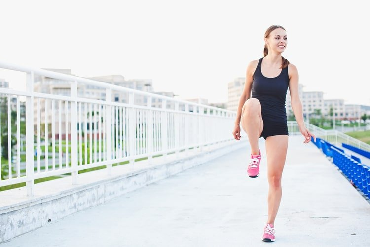 6 moves to strong  lean legs