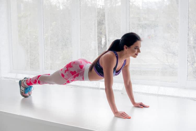 Total Body Pilates Challenge