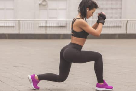 The Ultimate Legs & Butt Bodyweight Workout