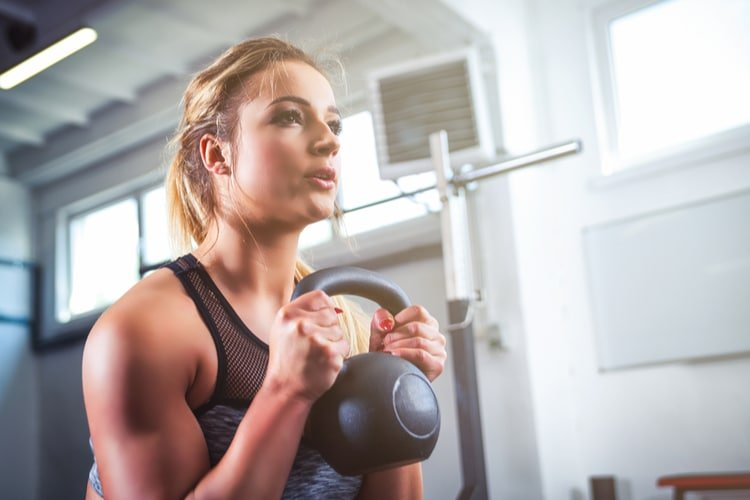 30 Minute Crossfit Challenge For Weight Loss