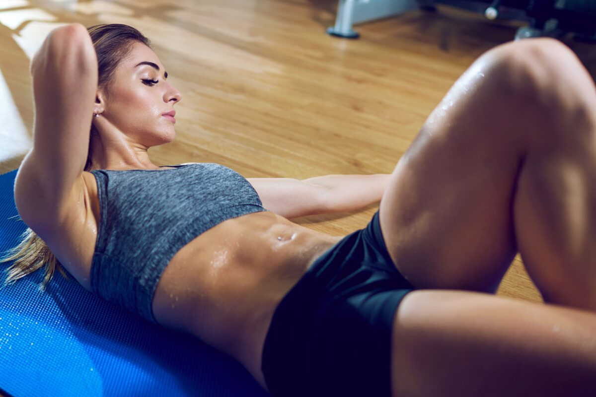At-Home Ab Workout