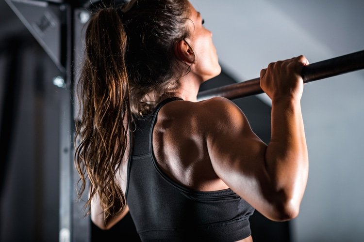 weight training for feminine muscles