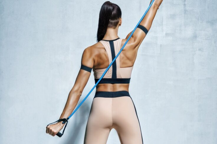 resistance bands exercise