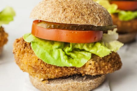 Cheesecake Factory's Southern Fried Chicken Sliders | Copycat Recipe