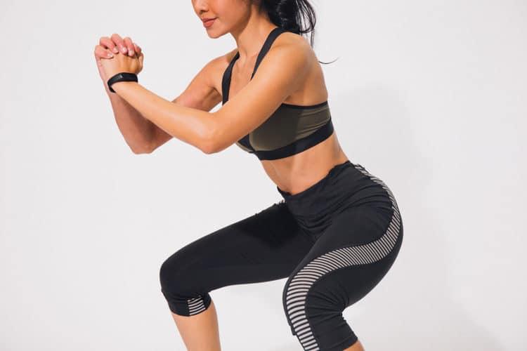Beginner's Total Body 30-Day Challenge