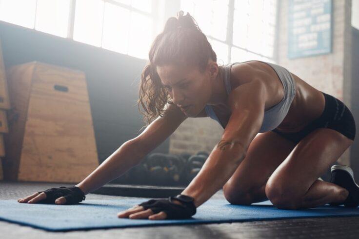 fat-melting workout