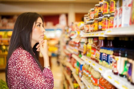 5 Things to Avoid While Grocery Shopping