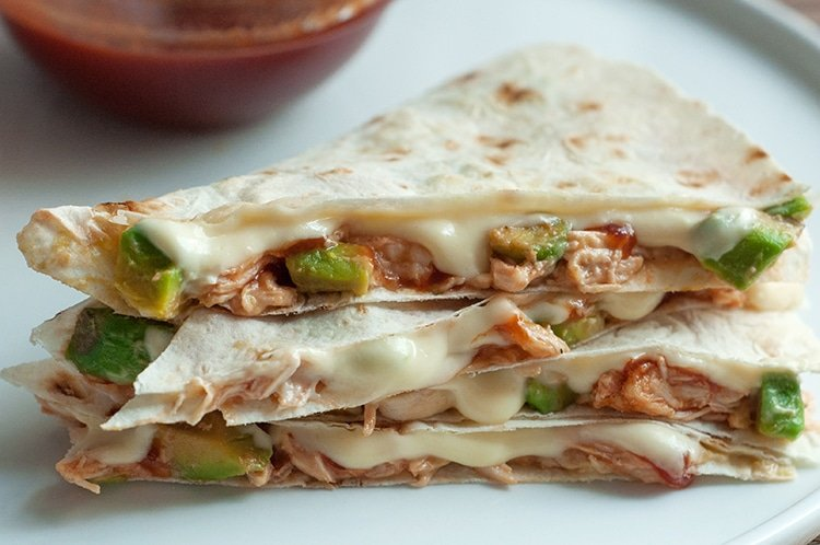 Lose Up to 10 Pounds this Month by Following this Diet Plan quesadillas
