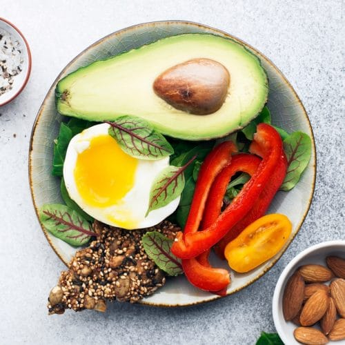 Ketogenic Diet Shopping List Download