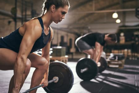 Top 4 Barbell Exercises for an Athletic Figure
