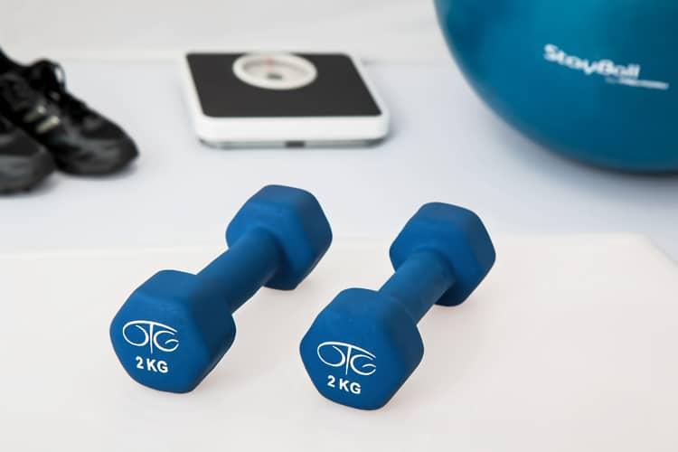 beginner workout equipment
