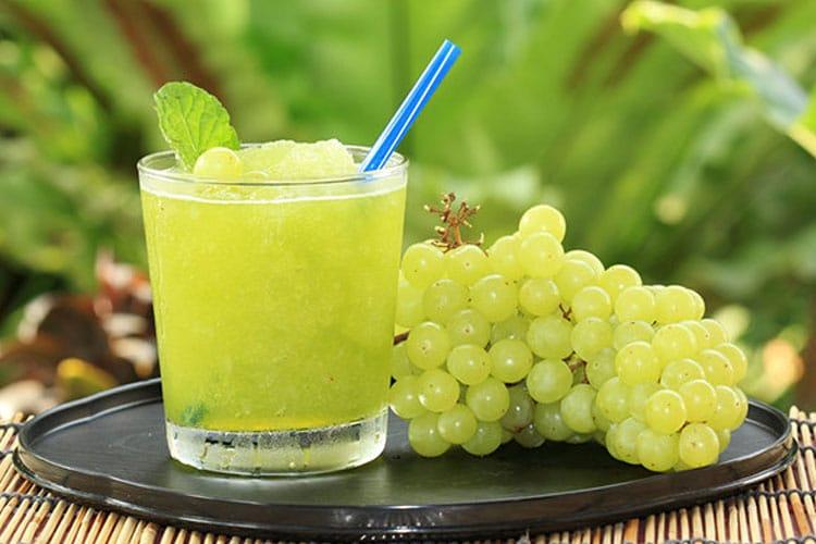 Banana Grape Smoothie