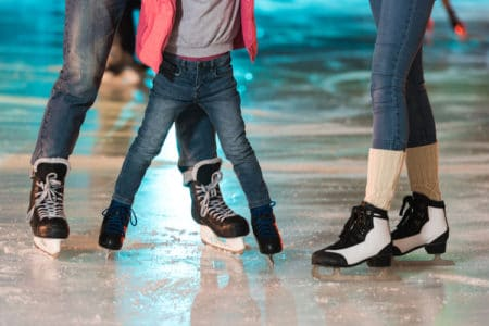 8 Family-Friendly Winter Fitness Activities