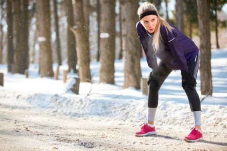 10 Tips for Working Out Safely in Cold Weather