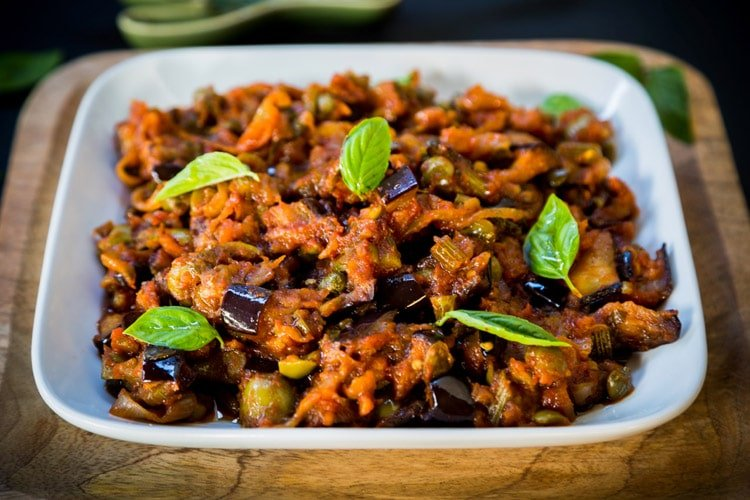 Sicilian Caponata | Healthy Italian Recipes
