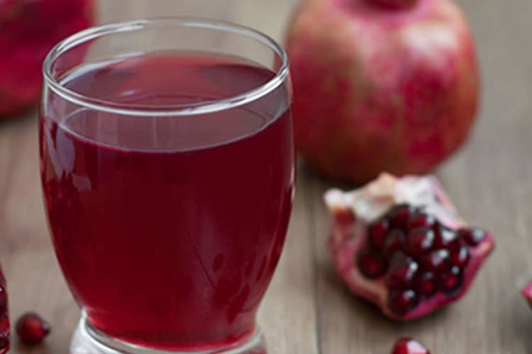 Sparkling Pomegranate