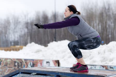 The Best HIIT Exercises to Add To Your Winter Workout