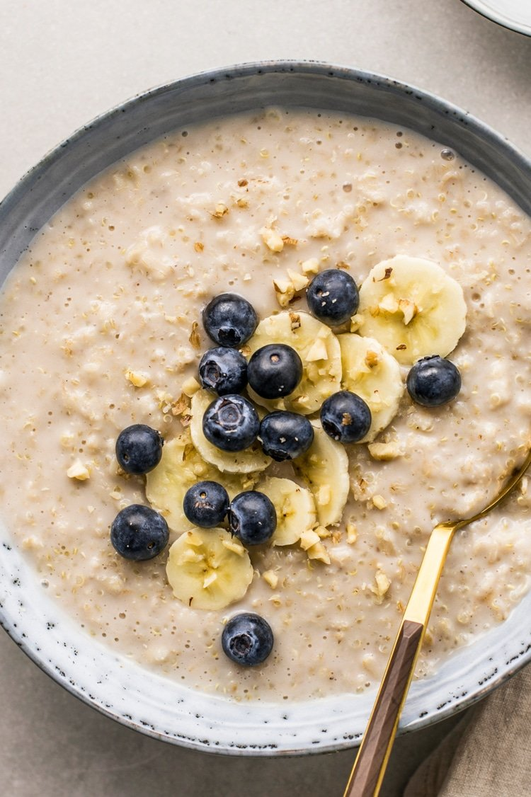 Why this Oatmeal & Quinoa Recipe is a Winner