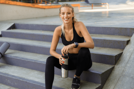 12 Healthy Habits of a Fit Girl