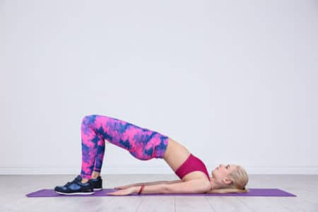 3 Moves to Tight and Toned Thighs