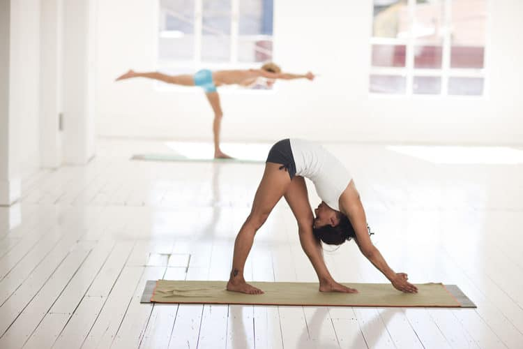 can you lose weight just by doing yoga?