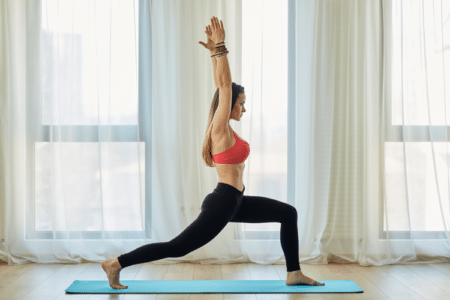 New You Total-Body Yoga Routine