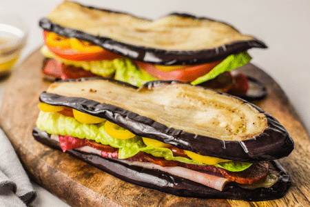 No-Bread Italian Sandwiches
