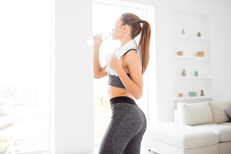 round bottom workout