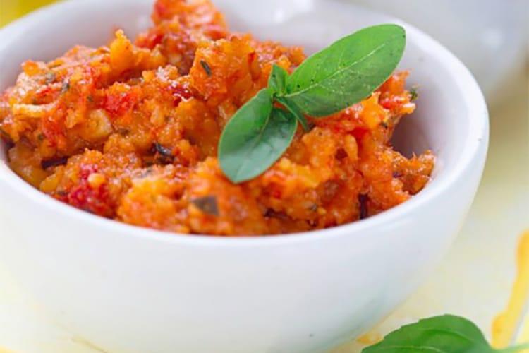 Artichoke & Sun-Dried Tomato Pesto