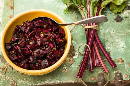 Belly Dance Beet Salad