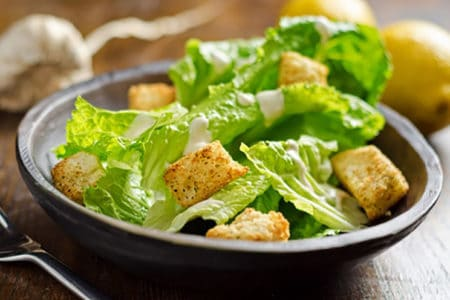 Clean Eating Caesar Dressing
