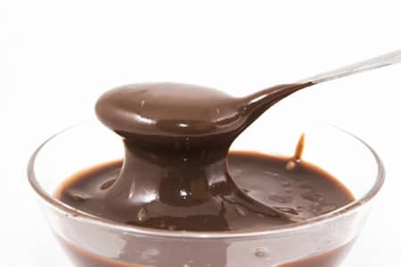 Clean Eating Hot Fudge