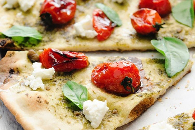 Honey-Wheat Pizza Crust