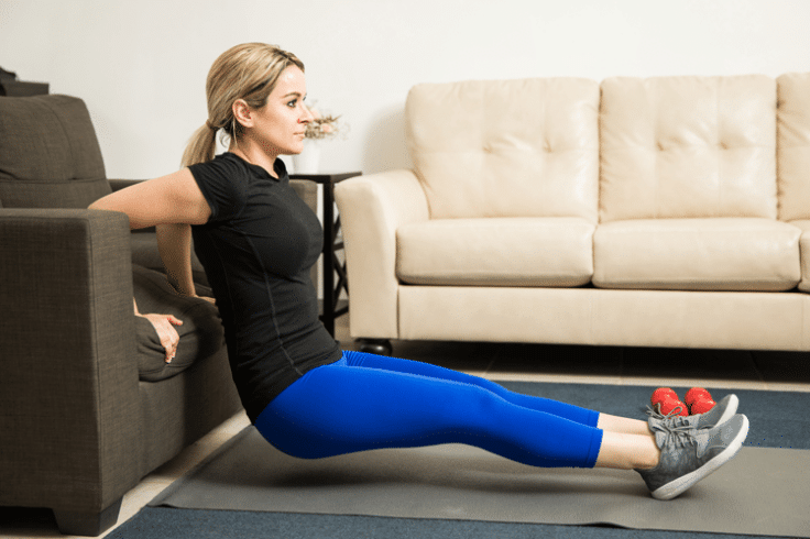 Here Are 11 Of Our Favorite At-Home Workouts To Enjoy When You're Working From Home