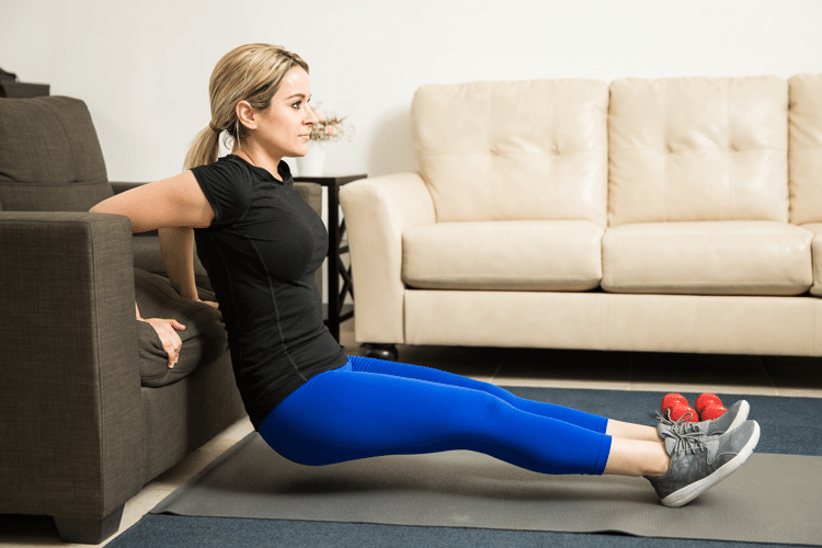 Favorite At-Home Workouts to Enjoy When You're Working from Home