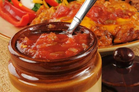 Quick & Easy Enchilada Sauce