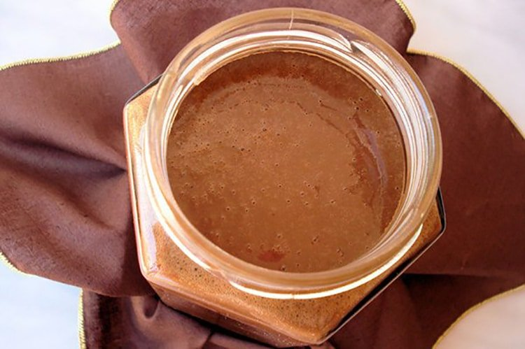 Raw Chocolate Honey Coconut Butter