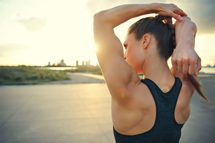 tone and tighten your upper body
