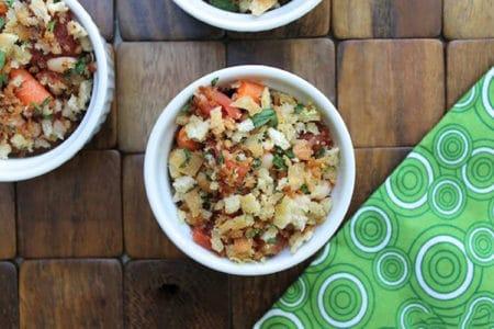 Vegetarian White Bean Cassoulet