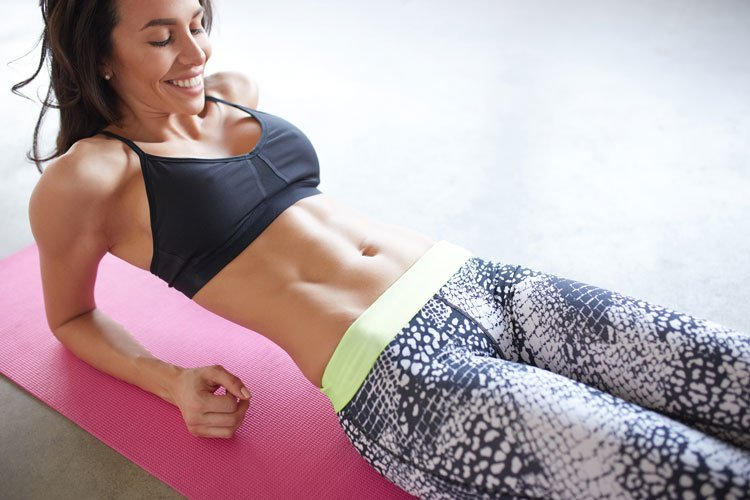 This 7 Day Ab Challenge Will Get You A Tight Toned Tummy
