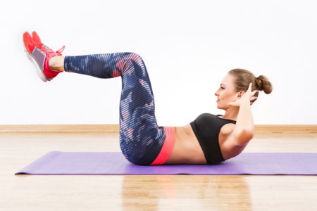 22-Minute Blast Belly Fat HIIT Challenge