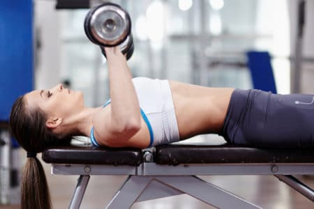 7 Moves To Tone Those Triceps